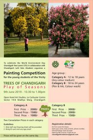 TREES OF CHANDIGARH PLAY...